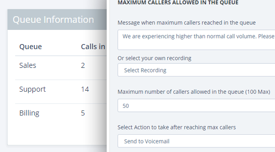 Call Queue Management | Nectar Desk